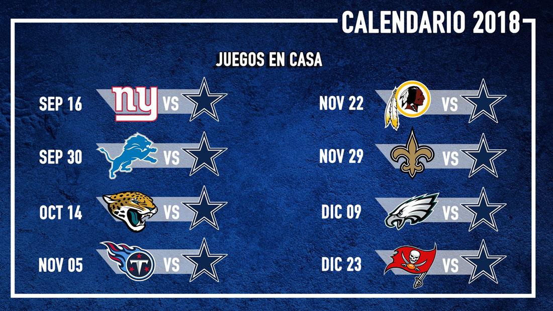 Visitadallas Com Temporada 2018 Dallas Cowboys