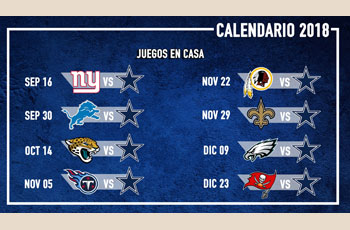 Temporada 2018 Dallas Cowboys
