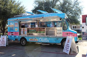 Food Truck Plaza, Browder St.
