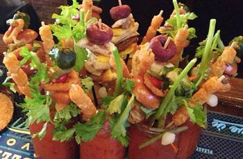 Delicias veganas en Dallas